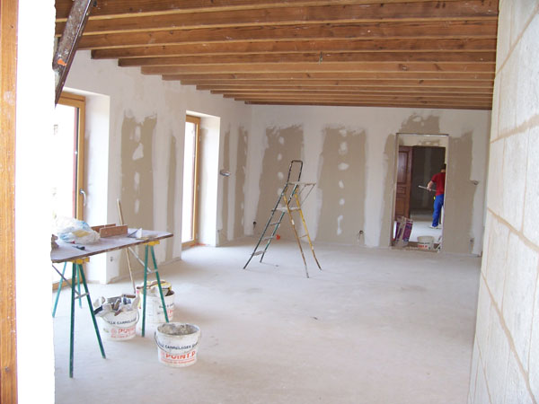 Grandjean am nagement int rieur dans l 39 yonne grandjean for Travaux interieur